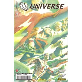 Dc / D.C. Universe N� 41 : Flammes Divines ( 2 ) - Justice League Of America / Justice Society Of America / Green Lantern