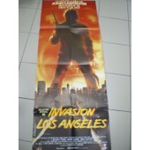 Invasion Los Angeles Affiche Pantalon 60x160
