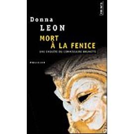 mort à la fenice - Donna Léon