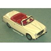 Peugeot 403 Cabriolet 1960 Echel 1/43 Eme