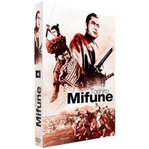 TOSHIRO MIFUNE : 9 DVD - Titre limité 2500 ex !!!