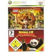 Kung Fu Panda / Lego Indiana Jones - Double Pack