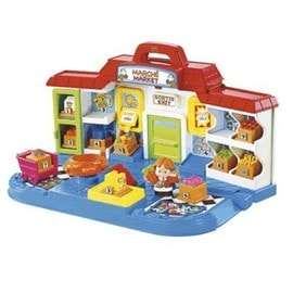 Fisher Price - Le March� Bilingue Little People