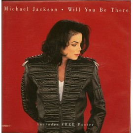 will you be there ( édition limitée - pochette poster )