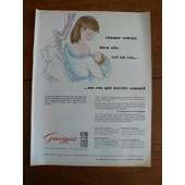 Publicite Annees 1950 Lait Bebe Guigoz