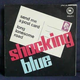 Send me a post card - Long lonesome road