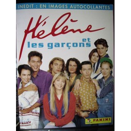H�l�ne Et Les Gar�ons Album Panini Autocollant Neuf Rare Doroth�e Ab N� 0000001 : H�l�ne Et Les Gar�ons Panini Autocollants