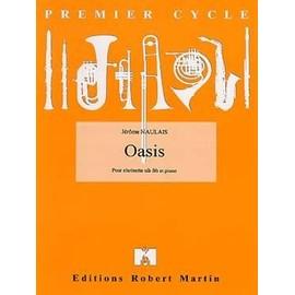 Naulais : oasis - clarinette - R Martin