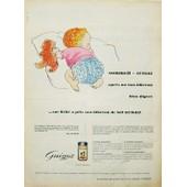 Publicite Ancienne (Juillet 1960) Pour Le Lait Infantile