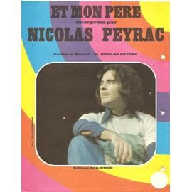 nicolas peyrac // et mon père