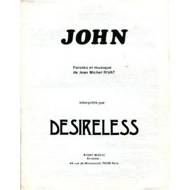 Desireless - John