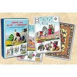 Grand Lenormand - Cartomancie - Tarot - Voyance - Esot�risme