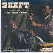 Shaft - Soul Mann & The Brothers