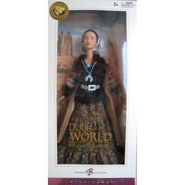 Poupee Barbie - Princesse De La Tribu Navajo