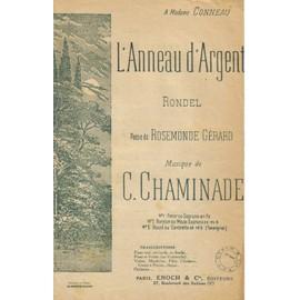 L'Anneau d'Argent, rondel dédié à Mme Conneau