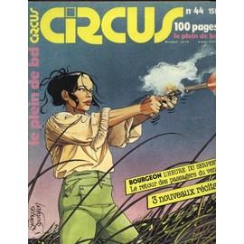 Circus N� 44, Mensuel De Bandes Dessin�es