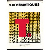 Math�matiques Tle D - Edition 1988 de Christian Gautier