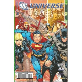Dc / D.C. Universe N� 31 : Justice League Of America + Jla + Justice Society Of America
