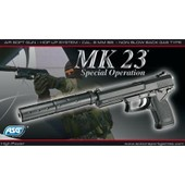 Mk23 Assassin Special Operation Gaz 1 Joule