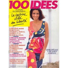 100 Idees N� 153 : L'�t� C�t� Mode