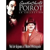 Collection Agatha Christie/Poirot N� 32: Vol De Bijoux � L'h�tel M�tropole de Grieve, Ken