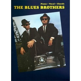 The Blues Brothers piano vocal chords