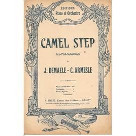 Camel Step Fox-Trot-Scottish