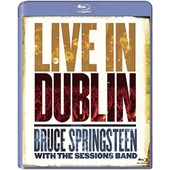 Springsteen, Bruce With The Sessions Band - Live In Dublin - Blu-Ray