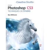 Adobe Photoshop Cs3 Studio Techniques de Ben Willmore