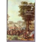 Histoire, L'ere Des Revolutions, 2e de Brelingard Desire