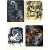 61 Cartes Postales De Hans Erni (Ch, 1960). Nombreux Th�mes Et Nus