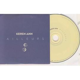 keren ann : ailleurs (cd collector presse)