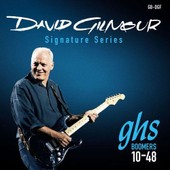 Ghs Boomers David Gilmour Bleu (Cgh Dgf) - Jeu De Cordes �lectrique - 10-48