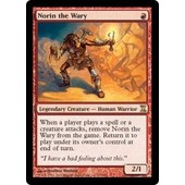 Norin The Wary Magic The Gathering Rare Vo