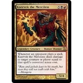 Kaervek The Merciless Magic The Gathering Rare Vo