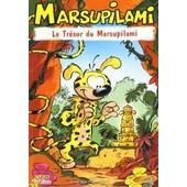 Marsupilami - Le Tr�sor Du Marsupilami de Augusto Zanovello