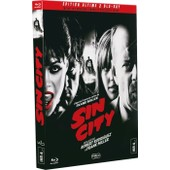 Sin City - �dition Ultime - Blu-Ray de Rodriguez Robert