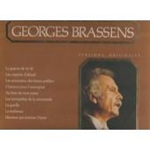 Anthologie - Coffret 3 Disques Versions Originales - Georges Brassens