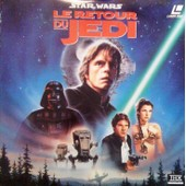 Return Of The Jedi (Le Retour Du Jedi-Star Wars) De George Lucas Avec Mark Hamill, Harrison Ford Et Carrie Fisher