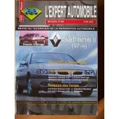 Revue Technique Renault Safrane Ii (Depuis 1997) N� 386