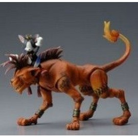 Final Fantasy Vii - Play Arts Asst 2 Red Xiii & Cait Sith