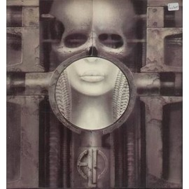 Brain Salad Surgery (Nm Orig With Poster And Multifoldout!)