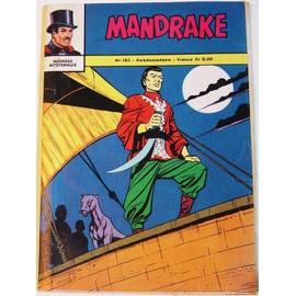 Mandrake Mondes Mysterieux N� 182 : Les Pirates