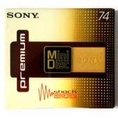 Sony Premium - 1 x Mini Disc