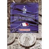 Collection Officielle De 18 Medailles De L'equipe De France De Football de Lemerre, Roger