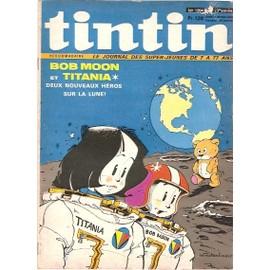 Tintin N� 1204 : 23e Ann�e �dition Belge