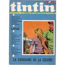 Tintin N� 1200 : 23e Ann�e �dition Belge