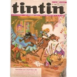 Tintin N� 1194 : 23e Ann�e �dition Belge