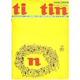 Le Journal De Tintin N� 1197 : Nouvelles Etrangeres Au Salon 1971