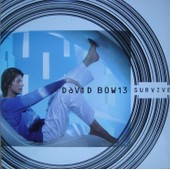 David Bowie Survive - Cd Promo